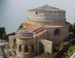 The Rotunda of St. George (Ayios Yioryos)