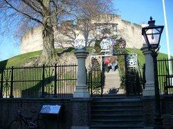 De Burcht Leiden Castle