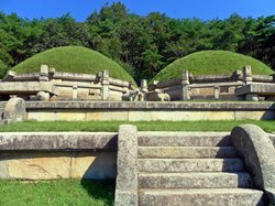 Tomb of King Kongmin