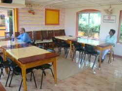 Vasundhara restaurant (close to the hotel)