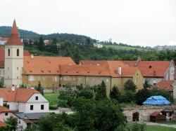 Areal sv. Kláry