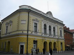 Slovenian Philharmonic Hall (Slovenska Filharmonija)