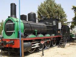 Museo Ferroviario Alcazar de San Juan