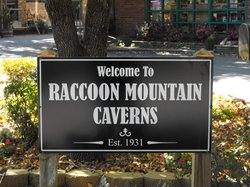 Raccoon Mountain Caverns