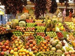 巴塞羅那市場