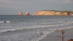 Hendaye Beach