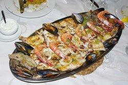 Playa San Vicente Restaurante