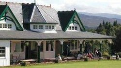 Kingussie Golf Club Restaurant