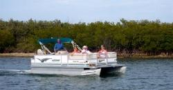 Turtle Mound Boat Tours