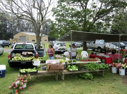 Waimea Homestead Farmers Market