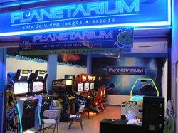 Planetarium Arcade