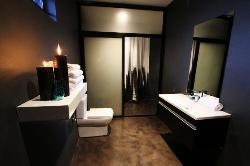 Modern, spacious ensuite bathrooms