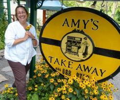 Amy's Take Away
