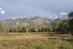 Panorama vom Ranchgelände aus