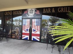 Grind House Bar and Grill