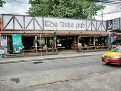 The Duke Pub & Restaurant Koh Samui Thailand