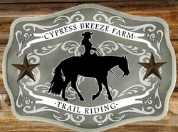 Cypress Breeze Farm Trail Riding