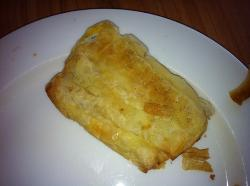 The mouldy pastry
