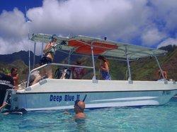Moorea Deep Blue
