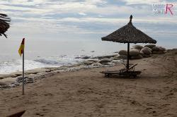 resorts very own beach