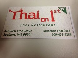 Thai On First