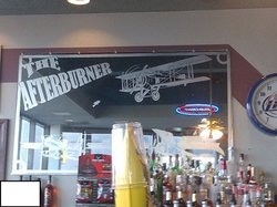 Afterburner Lounge Dining