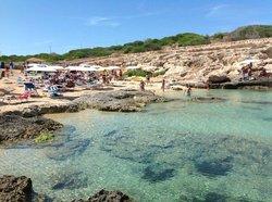 Spiaggia Attrezzata  di Cala Fiato Perduto