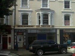 Mostyns Cafe Bar