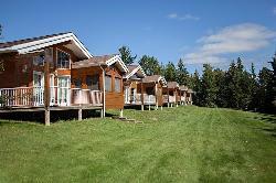 Spa Villa Cabins