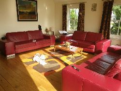 Tioram - living room