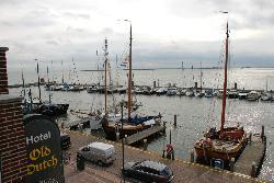 Vista del puerto