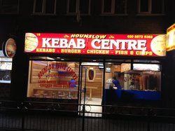 Hounslow KEBAB CENTRE