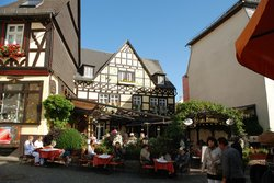 Restaurant Cafe Stadt Frankfurt