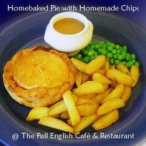 The Full English Café & Restaurant