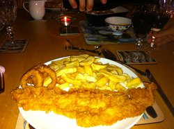 Mikes Famous Fish and Chips