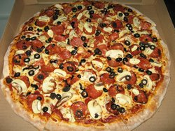 Ronny's Pizza