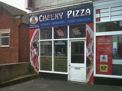 Cheeky Pizza