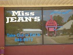 Miss Jean's BBQ