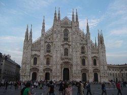 Duomo e a praça