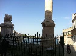 Colonne Terminali della Via Appia