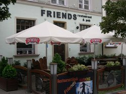FRIENDS Restaurant & Pub