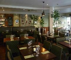 Ego Mediterranean Restaurant & Bar, Liverpool