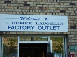 Homer Laughlin China Company Factory