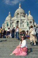 Basílica del Sacré Cœur (Basílica del Sagrado Corazón de Montmartre)