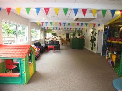 Woodlands Play Gym