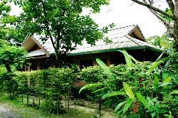 2 bedrooms villa (Hibiscus) - Front of the villa