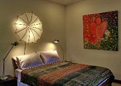 2 bedrooms villa (Hibiscus) - Queensize bed bedroom