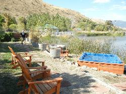 Hot Lake Springs
