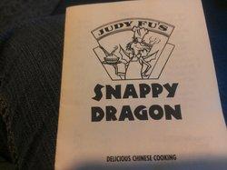 Judy Fu's Snappy Dragon