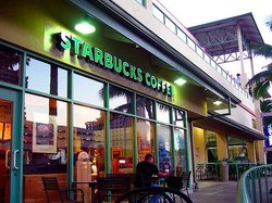 Starbucks Manoa Valley